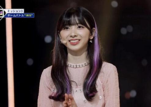 2020年5月:韓国合宿(サードミッション)のミイヒ,歯並びが良いミイヒ,痩せたミイヒ