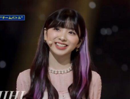 2020年5月:韓国合宿(サードミッション),痩せて歯並びの良いミイヒ
