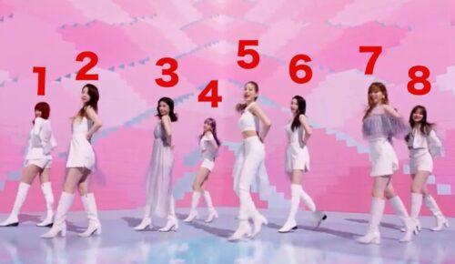 ミイヒ復活間近?9人のダンスシーンが公開!体調はどこまで悪いの?