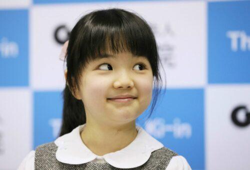 仲邑菫の小学・中学校はどこ?3歳から大会出場!韓国留学でペラペラ?
