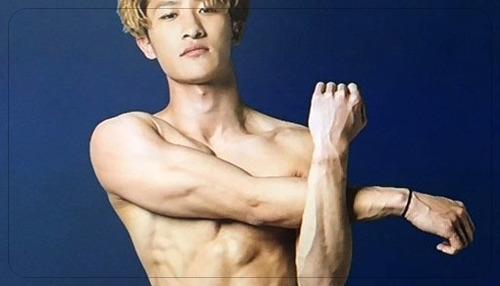 【画像】岩本照の筋肉美はいつから?筋トレ愛の名言がすごい?